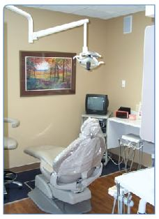 Comfortable Dentist Chair in Vancouver, Wa